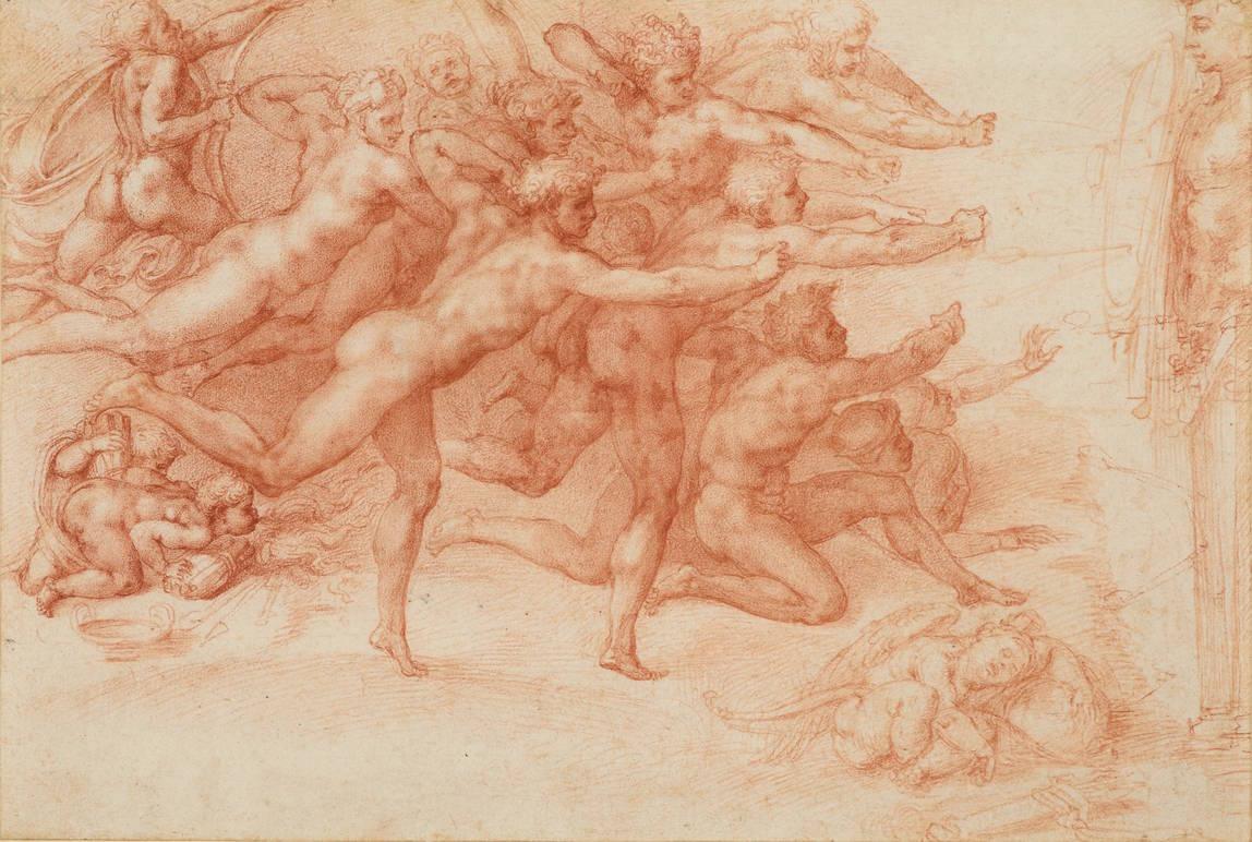 Шедевральная злость: метод Микеланджело