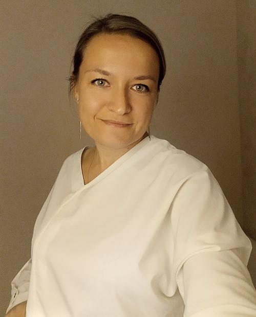 Никитина Людмила Владимировна